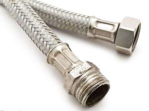 两端钢管焊接金属软管