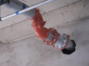 消防喷淋金属软管